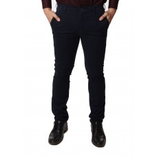 Celana Panjang Chinos Slim Fit Navy 156330